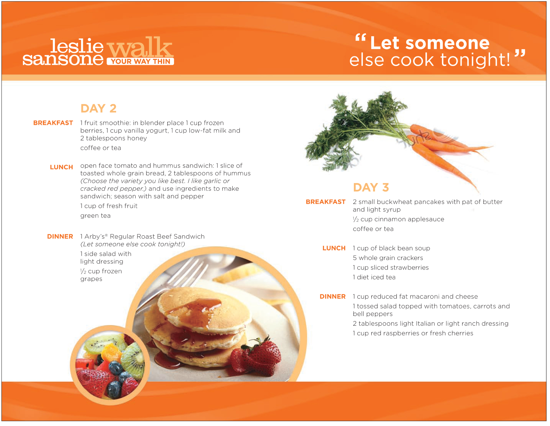 Day Meal Plan For Weight Loss Picture