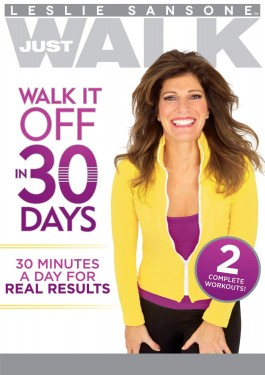 This DVD includes the BURN 30 and FIRM 30 Workouts.