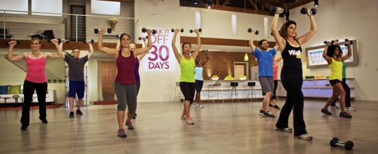 FIRM 30 Workout from the Walk It Off in 30 Days DVD